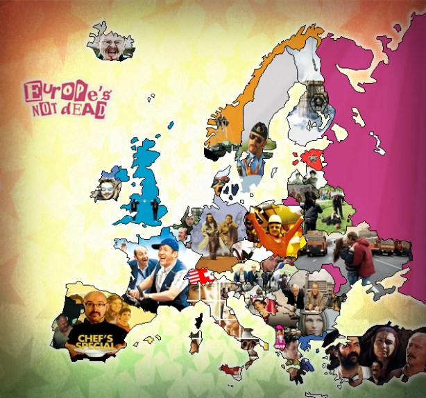 European Comedy movies