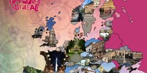 Rues européennes du Monopoly