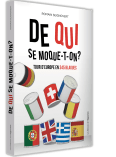 COUVERTURE - De Qui Se Moque-t-on Tour d'Europe en 345 Blagues