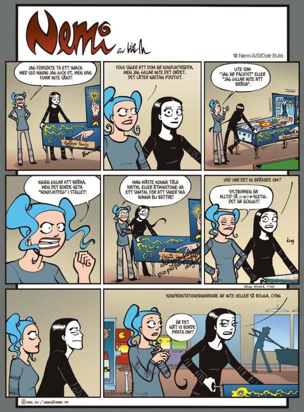 Norway - Comics - Nemi