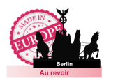 Made in Europe - Berlin - Au Revoir