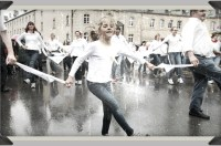 Luxemburg - Iechternacher Sprangprëssessioun
