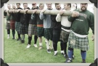United-Kingdom - Caber Toss