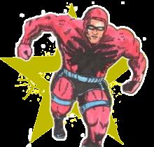 Superheroes - Albania - Shqiponja