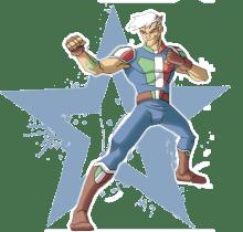 Superheroes - Italy - Comandante Italia