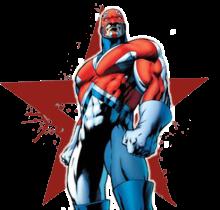 Superheroes - United-Kingdom - Captain Britain