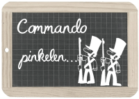 Netherlands - Commando pinkelen