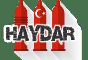 European John Thomas - Turkey - Haydar