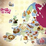 European Christmas Cakes