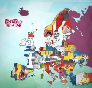 Expressions européennes sur les nationalités