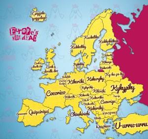 European Cock-a-doodle-doo