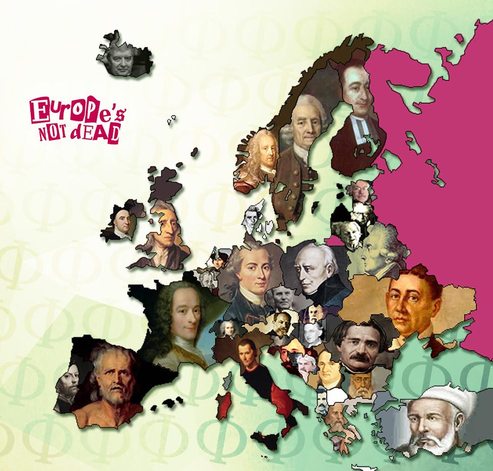 Philosophes européens