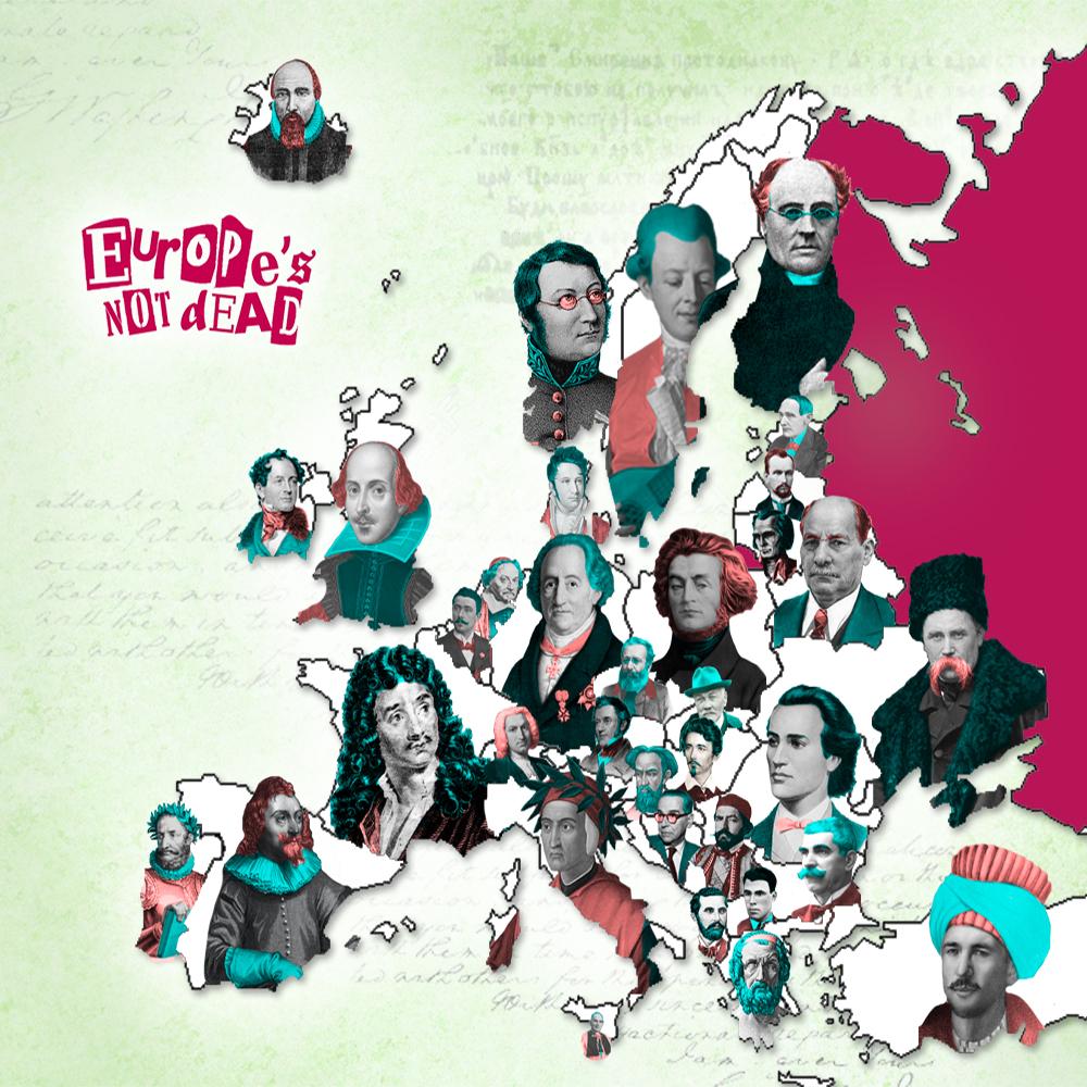 Écrivains européens