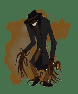 Monster Schwarz Schwanz Tiny Teen