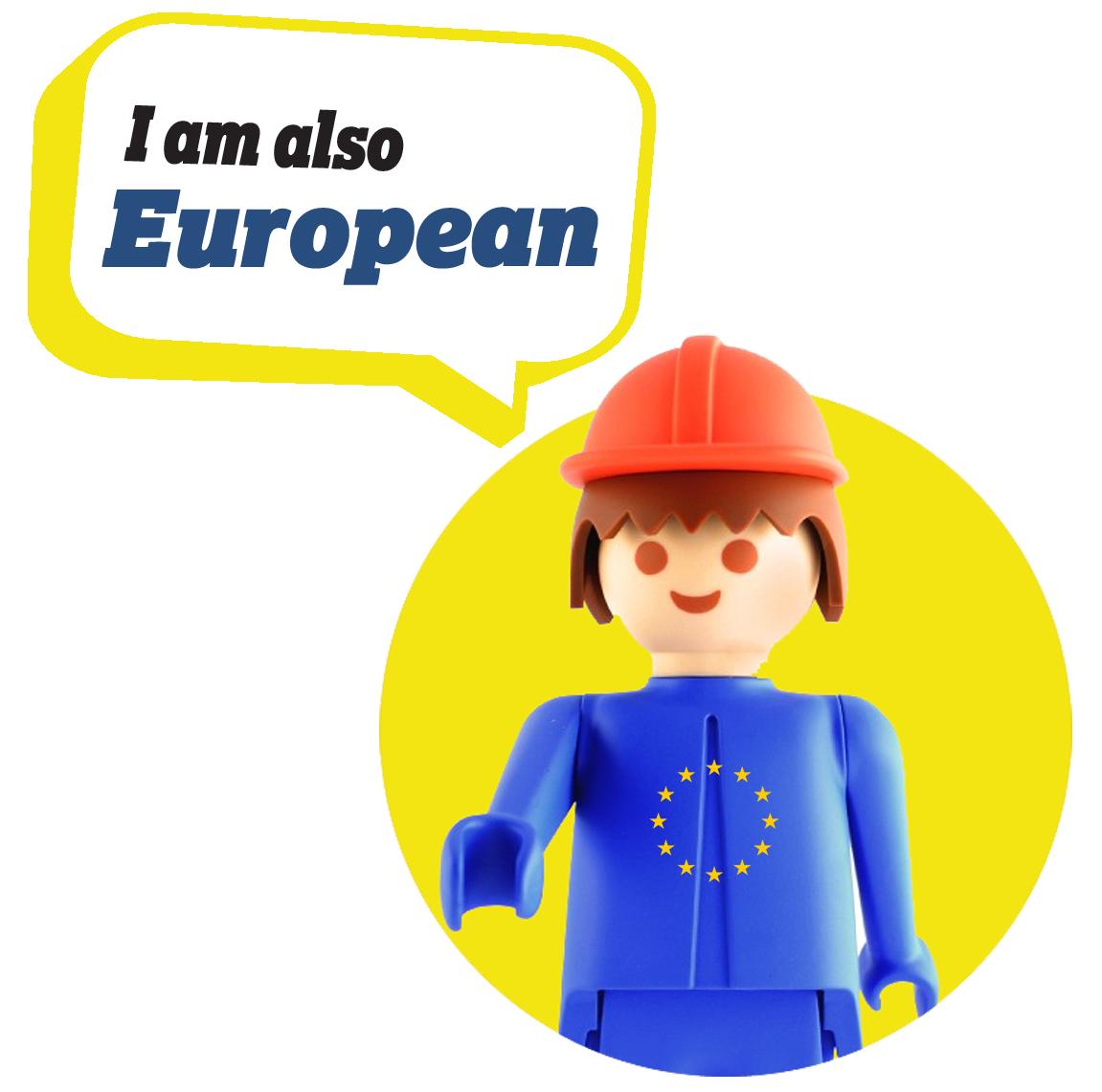 European Characters -Playmobil