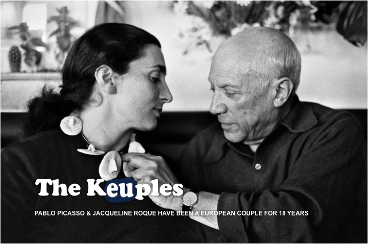 The Keuples - Pablo & Jacqueline