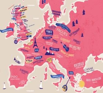 European Musical Styles