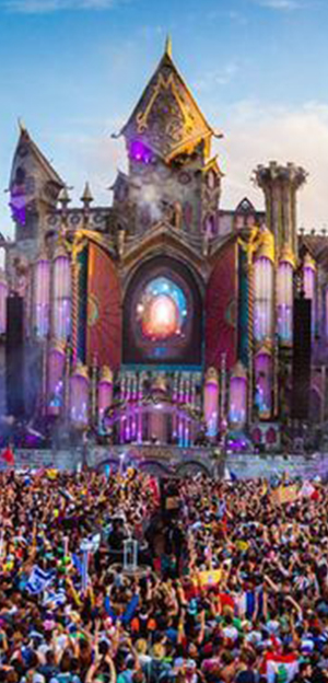 Belgium - European Festival - Tomorrowland 1