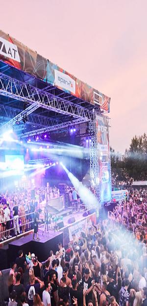 Austria - European Festival - donau insel festival 3