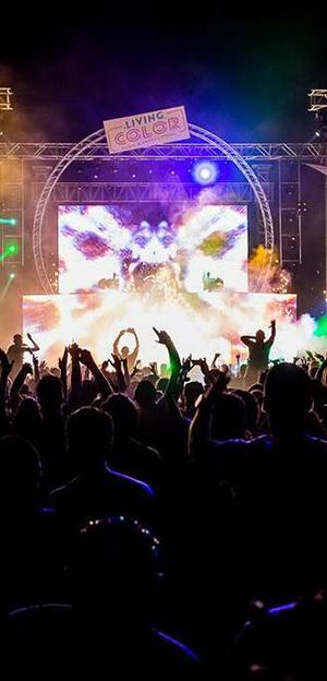 Cyprus - European Festival - Living Color Music 3