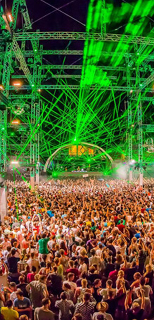 Germany - European Festival - Nature One 2