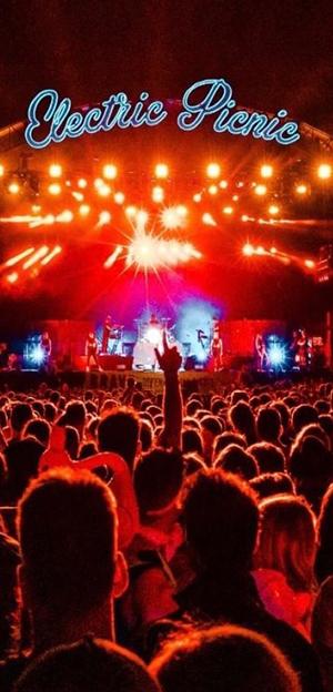 Ireland - European Festival - Electric Picnic 1