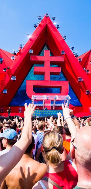 Netherlands - European Festival - The Flying Dutch 2