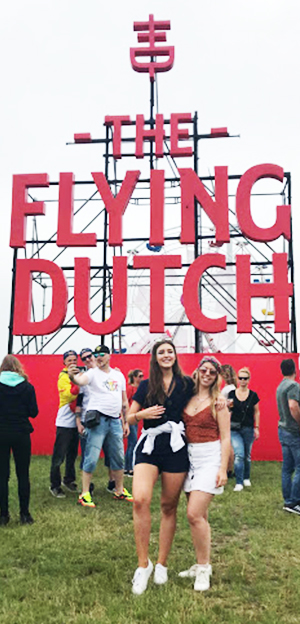 Netherlands - European Festival - The Flying Dutch 3