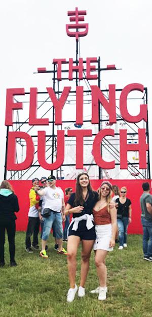 Netherlands - European Festival - The Flying Dutch 3