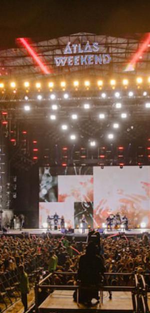 Ukraine - European Festival - Atlas Weekend 1