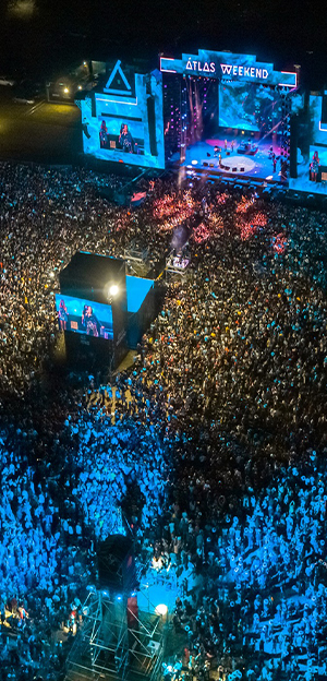 Ukraine - European Festival - Atlas Weekend 2