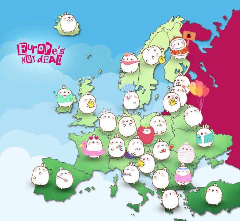 European Nursery Rhymes