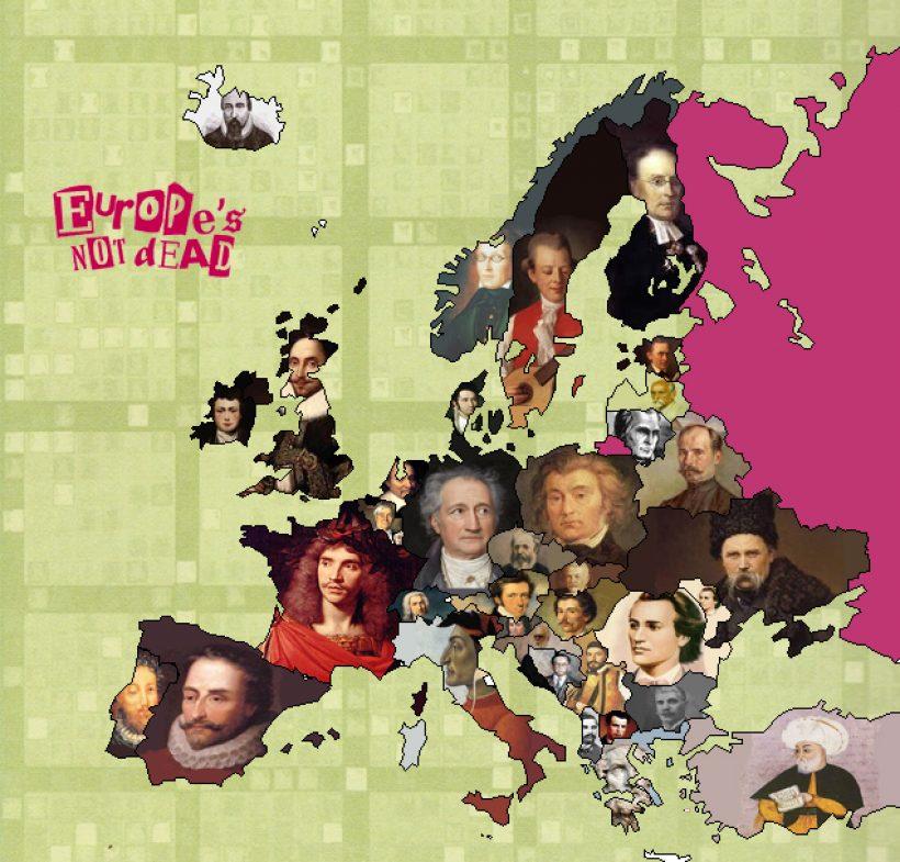 European Literature Heroes
