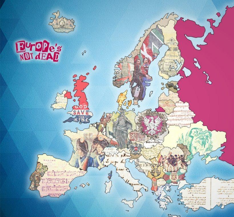 European National Anthems