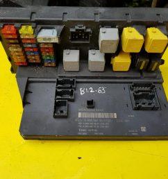mercedes benz sprinter sam module fuse box a906543401 b1 2 65 [ 768 x 1024 Pixel ]