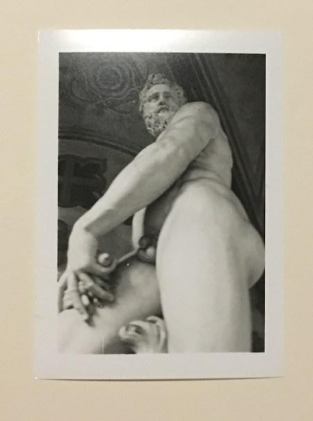 Giambologna - Oceano (1572-1576)