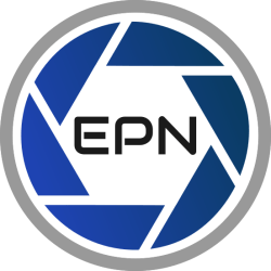 Logo of EPN | European Projects Network in Brussels