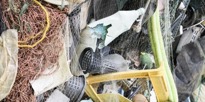 plasty, odpad