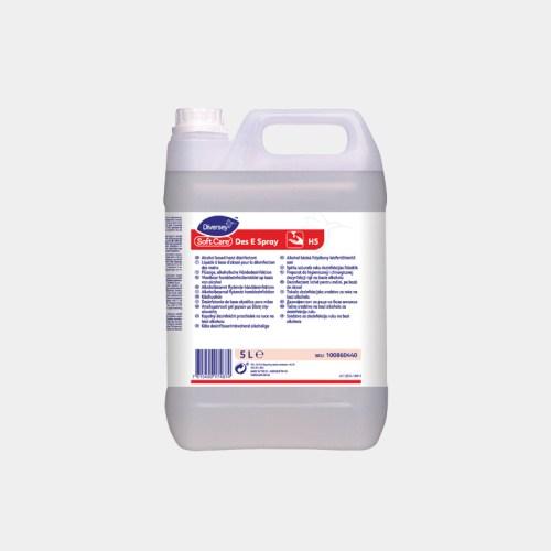 Sredstvo za dezinfekciju ruku Soft Care Des E Spray
