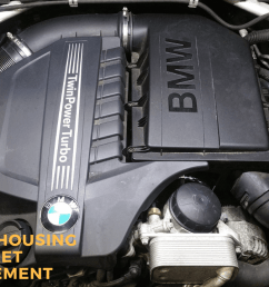 bmw f 25 oil filter housing gasket replacement [ 1280 x 720 Pixel ]
