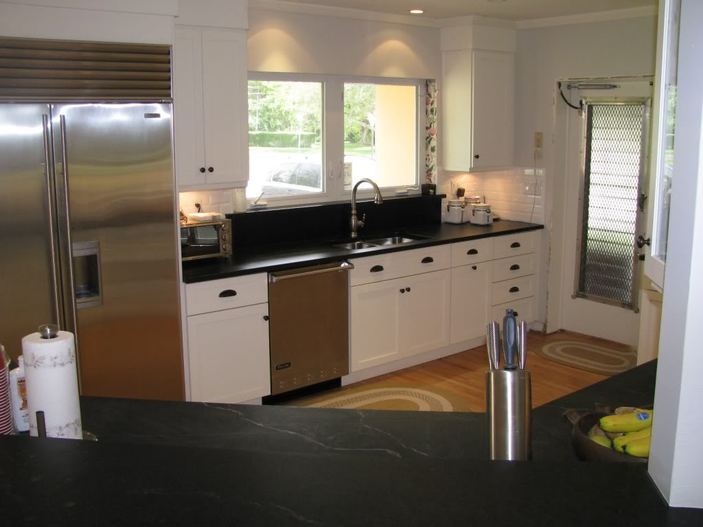 kitchen stainless steel sinks step stools soapstone designs | virginia alberene soaspstone ...