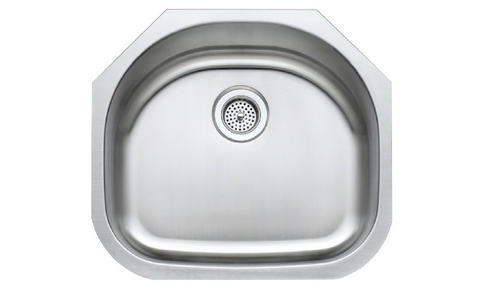 undermount kitchen sink sizes ikea islands stainless steel sinks | ...