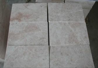 Desert Pink Marble Tiles Eurostone Houston