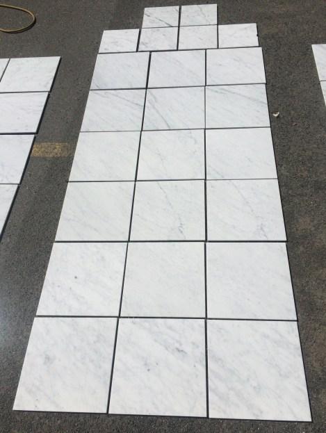 Carrara Marble Tiles Eurostone Houston