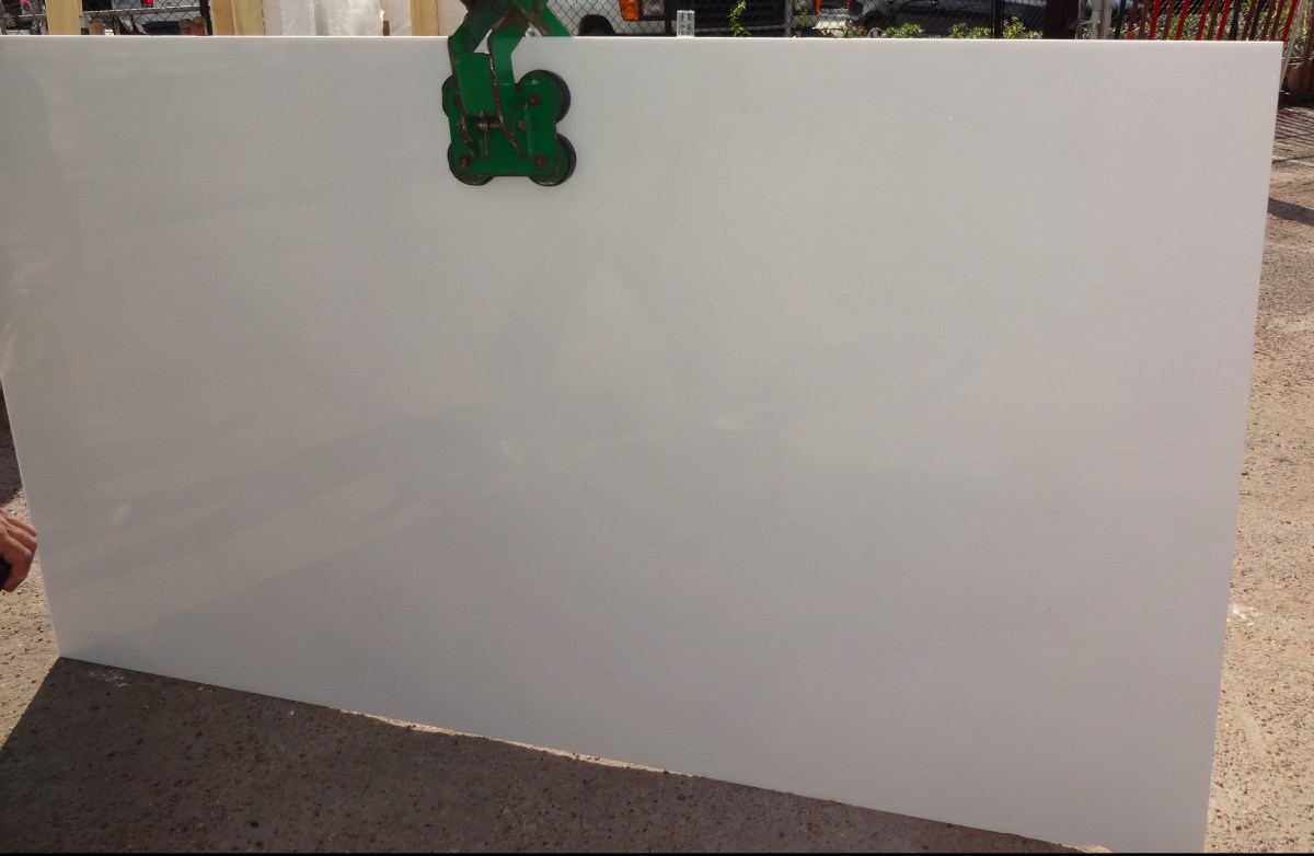 Thassos White Marble Slab Eurostone Houston