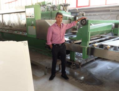 Thassos White Marble Factory Direct Representative Eurostone Houston