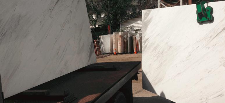 Olympus White Marble Slabs Eurostone Houston
