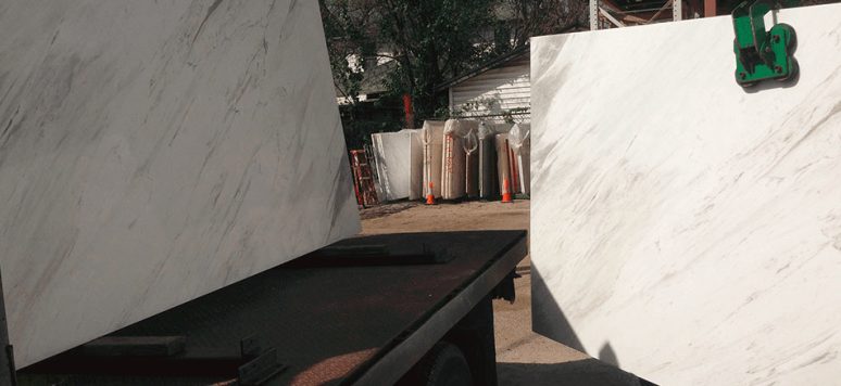Olympus White Marble Slabs Eurostone Houston