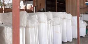 Thassos White Marble Slabs Eurostone Warehouse Houston vast selection