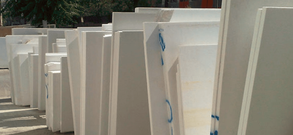 Thassos White Marble Slabs Eurostone Houston